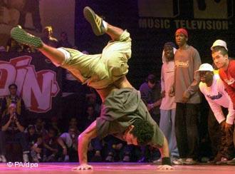 Hip Hop Entstehung